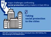 Taking social protection to the cities